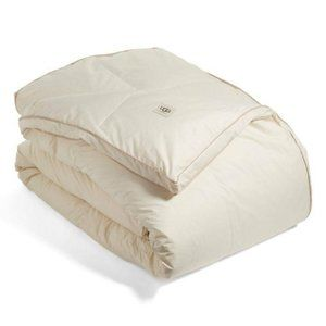 UGG All Natural Down Comforter Round Cotton